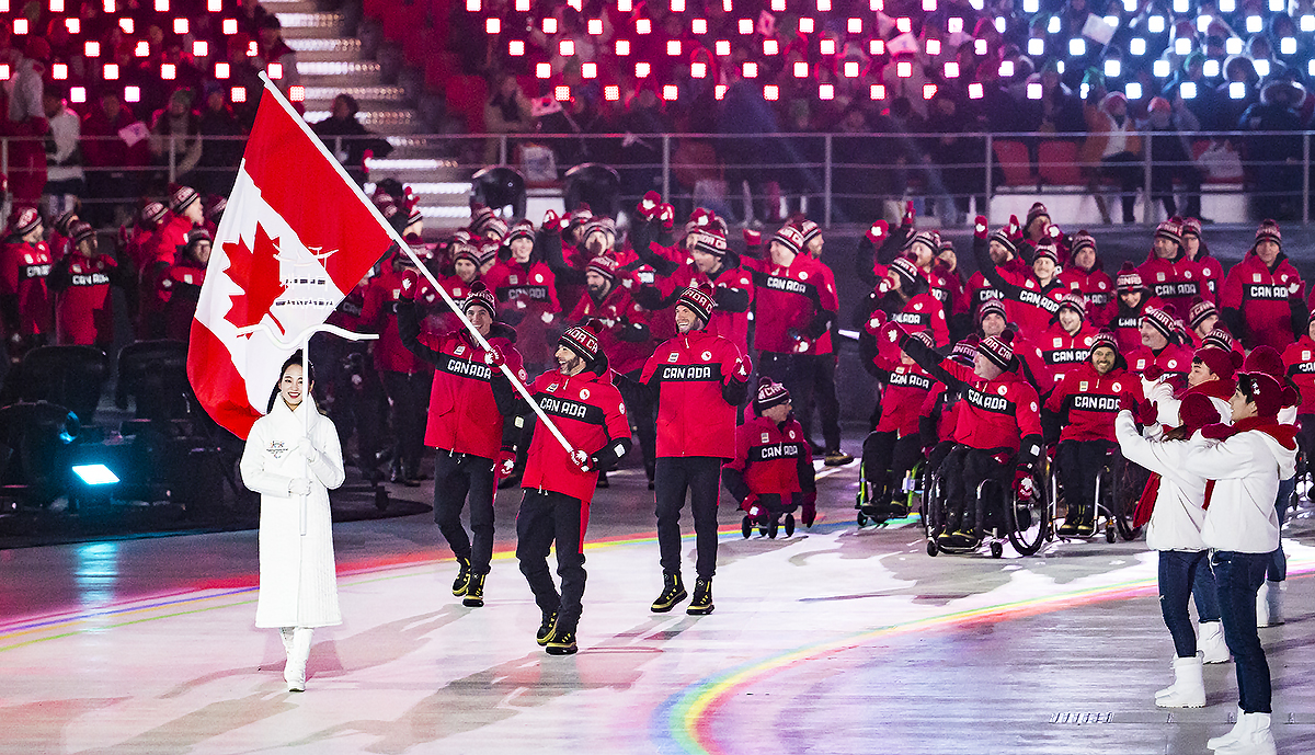 Canadian Paralympic Team